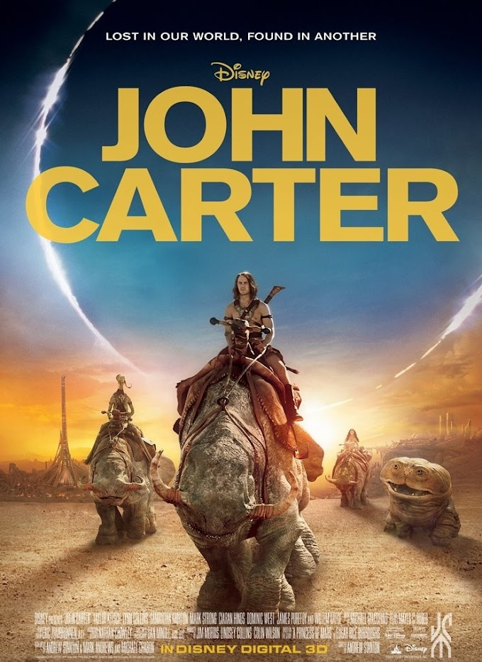 John Carter 2012 Kurdi