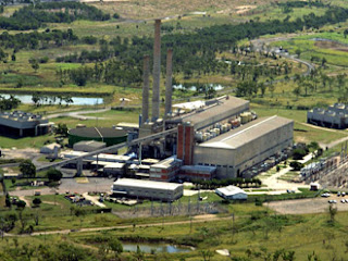 Collinsville coal-fired power station. Shut down and may be replaced with renewables