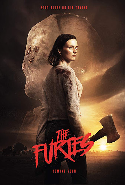 The Furies Poster