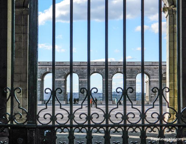 Palácio de Oriente, Madri