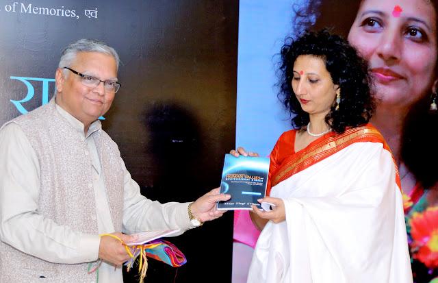 Four books of DAV College, Faridabad, Prof. Jyothi Rana