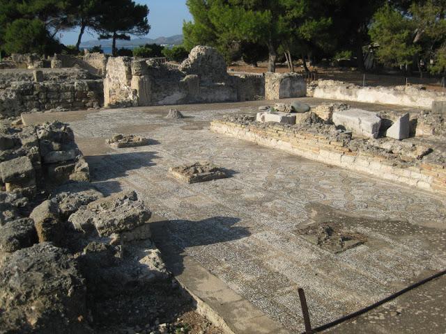 Ausgrabungsstätte Nora, Sardinien