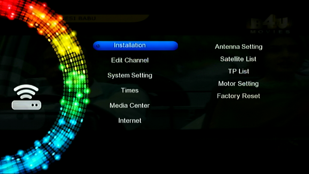 GX6605S S17030 HD RECEIVER DUMP FILE