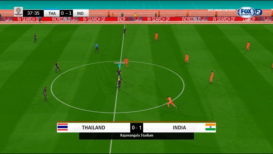 PES 2017 Scoreboard AFC Asian Cup 2019 by JAS ~ PESNewupdate