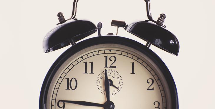 Zeit gibt es immer wenig. Muss man sie aber immer nur anfüllen mit dem absolut Notwendigen? Foto © fieberherz.de