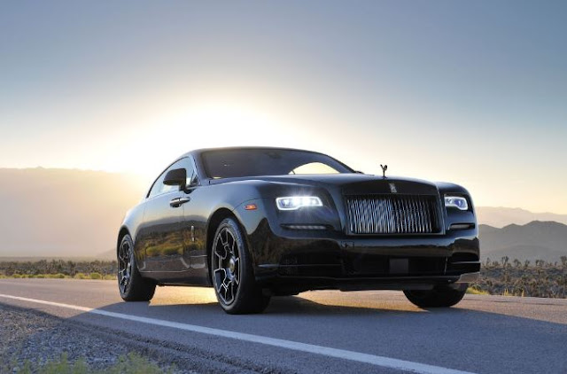 2017 Rolls-Royce Wraith Review