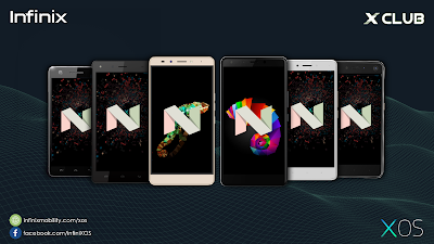 Infinix Android 7.0 Nougat Download Links