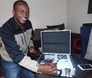 Livestock Disease Detection from Domotele Technology #Kenya #IOT