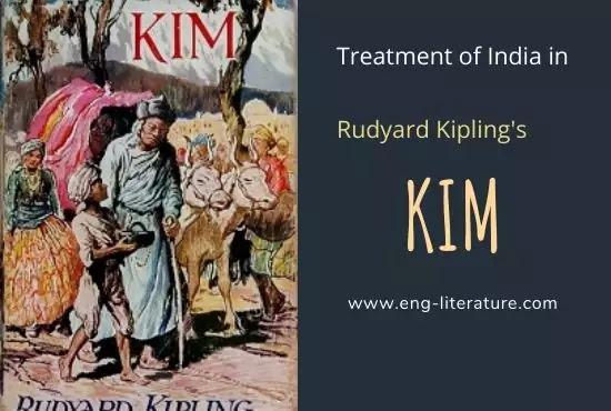 Treatment of India in Rudyard Kipling's Kim