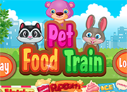 Pet Food Train