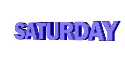 kata kata hari sabtu