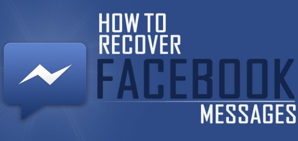 how to recover deleted fb messages