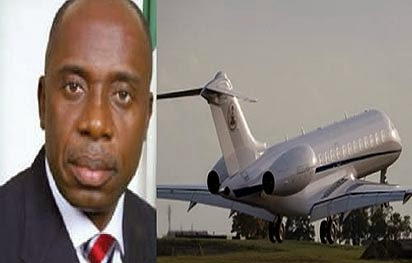 FG releases Rivers' aircraft as Jonathan's friends woo Amaechi