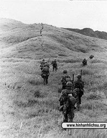 Niên biểu Chiến dịch Quân sự Hoa Kỳ và Đồng Minh năm 1969