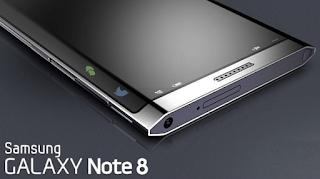 Spesifikasi Samsung Galaxy Note 8