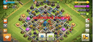 Download Clash of Clans COC MOD APK Version 13.675.22 FULL Unlimited Money, Gems, Resource