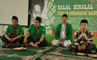 Tidak Hadir Halal bi Halal Ansor KBB, Ketua: Sampaikan Ini pada Mereka!