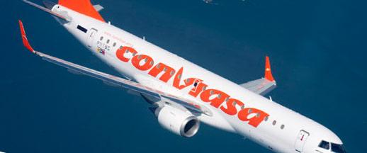 Latam suspende vuelos con Venezuela