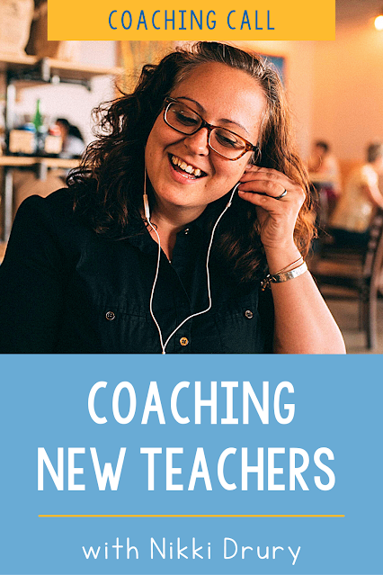 Coaching new teachers is challenging! Many teachers get overwhelmed by all the information they need to learn when starting at a school. On this episode of The Coaching Podcast, I'm joined by literacy instructional coach Nikki Drury to talk through how to best help teachers navigate a new campus. Listen to this coaching call to get tips and strategies for helping new teachers.