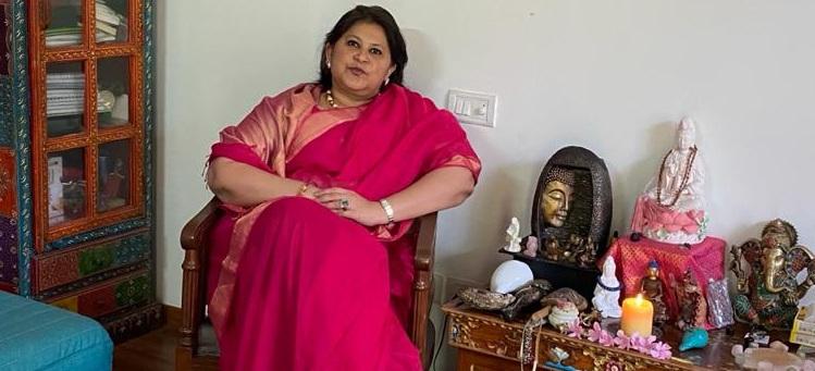 The Spiritual Princess Jayapalashri Anil