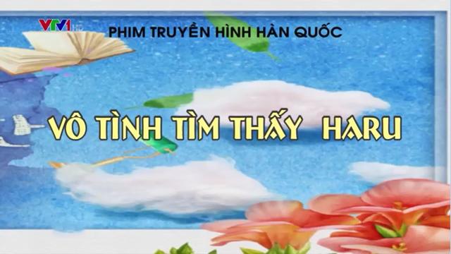 Vô Tình Tìm Thấy Haru Trọn Bộ Tập Cuối (Phim Hàn Quốc VTV1 Thuyết Minh)