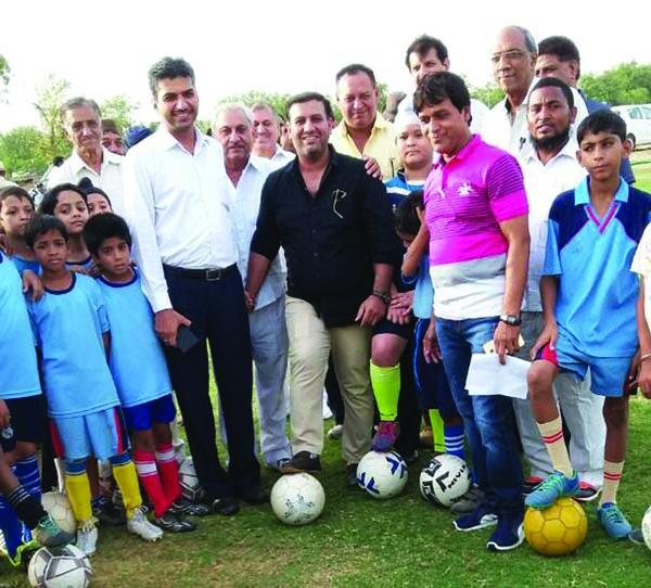 खिलाडी को खेल की भावना से खेलना चाहिये : राजन मुथरेजा