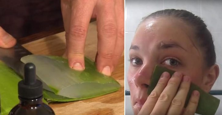 She Rubs Aloe Vera On Her Face For 7 Days And The Results Are Bluffing!