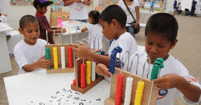 MINEDU: Niños nacidos hasta el 31 de marzo podrán ingresar a inicial y primaria - www.minedu.gob.pe
