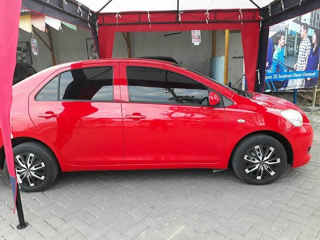 harga Toyota New Vios Limo tahun 2011 bekas