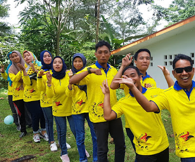 Outbound Training dan CityTour 1