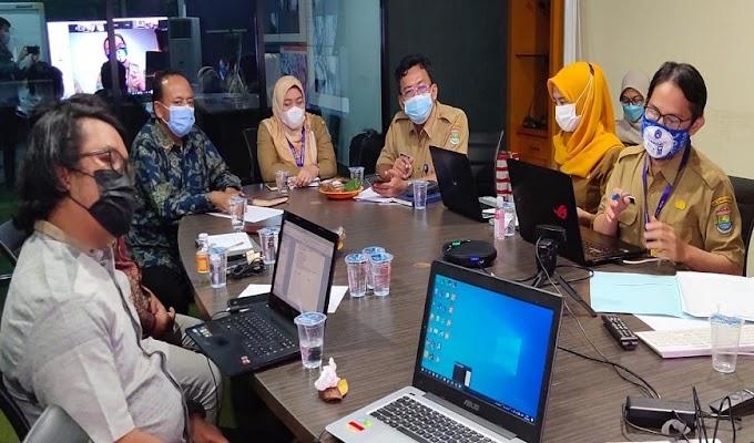 Ombusdman Banten Hadiri Lokakarya SP4N-LAPOR Pemkab Tangerang