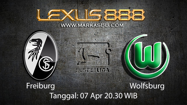 BOLA88 - PREDIKSI TARUHAN BOLA FREIBURG VS WOLFSBURG 7 APRIL 2018 ( GERMAN BUNDESLIGA )