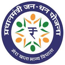 Pradhan Mantri Jan Dhan Yojana Logo In Hindi