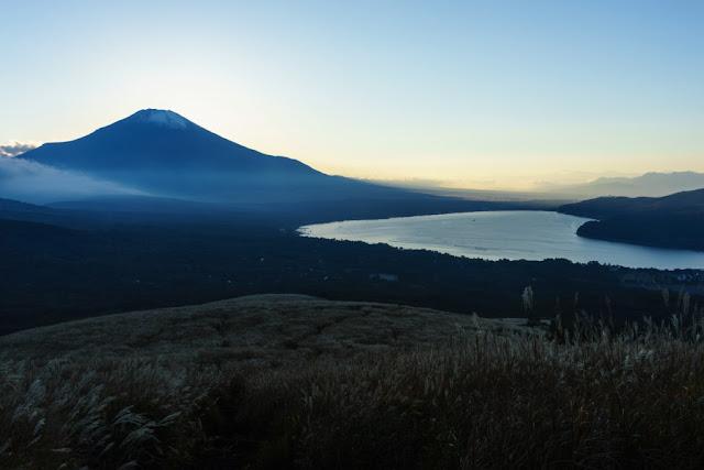 明神山(鉄砲木ノ頭)からの景色