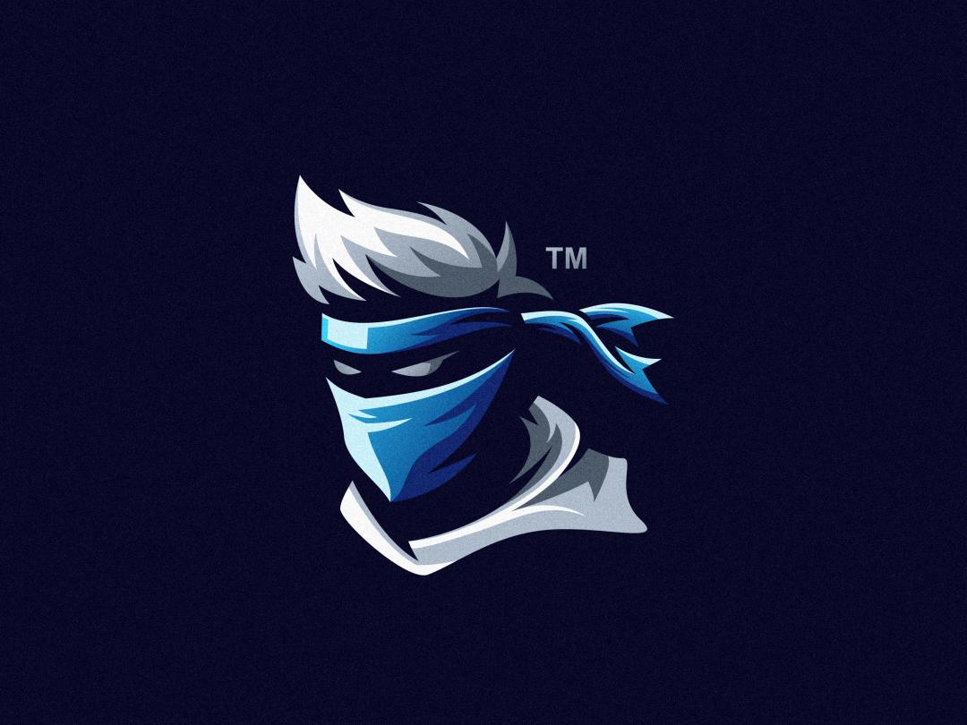 Cool Logo Gaming Cool Design Gaming Ninja Gaming Logo