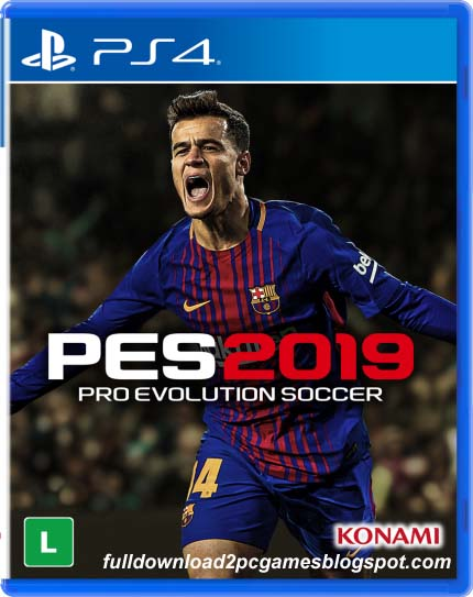 Evolution Soccer 2019 Free Download