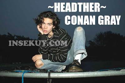 Lirik Lagu Heather - Conan Gray & Terjemahan Lengkap Serta Makna, Arti