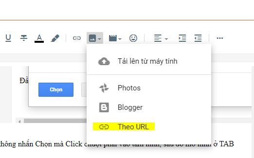 Hướng dẫn đổi link ảnh mới blogger về link cũ