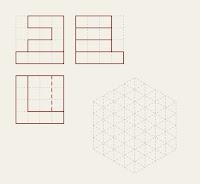 Figura 23 ejercicio perspectiva isométrica