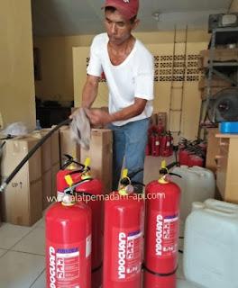 Jual Alat Pemadam Kebakaran APAR Jakarta