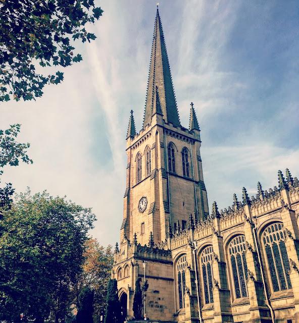 Wakefield Cathedral, Kirkgate, Wakefield
