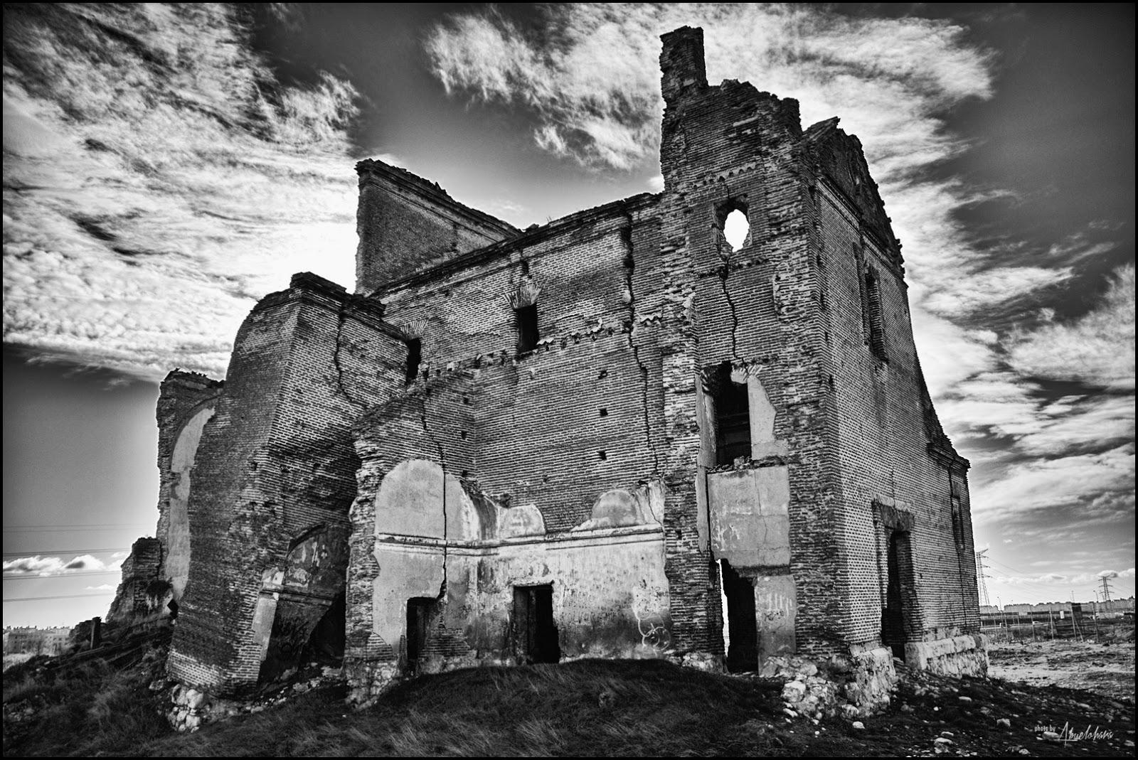 Ruinas de Polvoranca