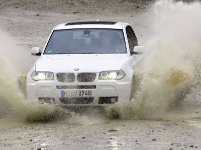 BMW X3 Off Road Normal Resolution HD Wallpaper 16