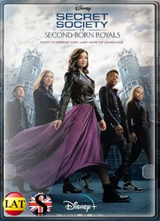 Sociedad Secreta de Hijos Reales (2020) WEB-DL 720P LATINO/INGLES