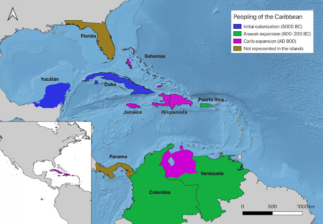 Study puts the 'Carib' in 'Caribbean,' boosting credibility of Columbus' cannibal claims
