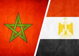 شاهد مباراة مصر والمغرب بث مباشر