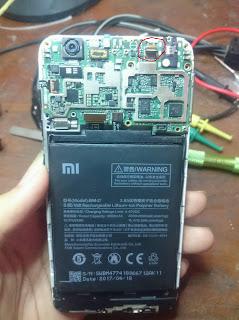 Cara memperbaiki Xiaomi Redmi 4X Yang Terkena Air