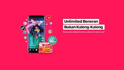 Harga Paket Kuota Internet 4G Unlimited 2020