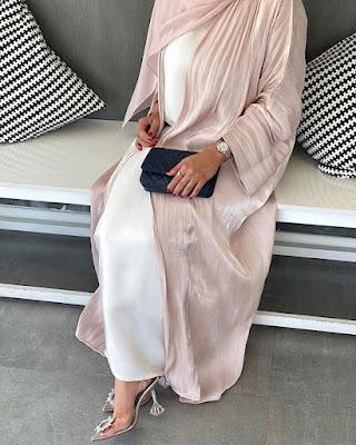 abaya longue 2021/2022
