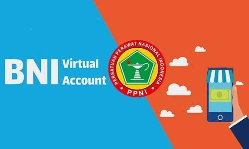 Cara Buat Kode Virtual Account untuk Bayar Registrasi STR dan Iuran PPNI